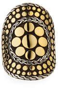 John Hardy Dot Nuansa Curved Ring, Size 7