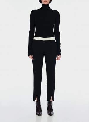 Tibi Anson Stretch Tailored Skinny Pant