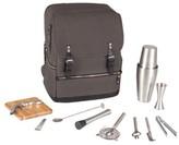 Picnic Time Bar Backpack - Grey