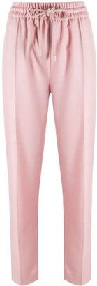 Roksanda Elasticated Straight Fit Trousers