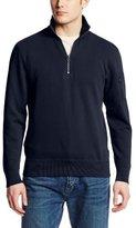 Woolrich Men's Standing Stone Half-Zip French-Terry Sweatshirt