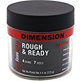 Sexy Hair Style Dimension Rough & Ready 4 Shine 7 Hold Styling Pudding 4.4 oz