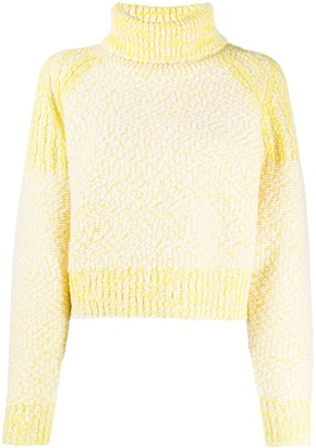 Kenzo Roll Neck Knitted Jumper