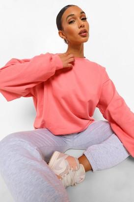 boohoo Oversized Lounge Sweater