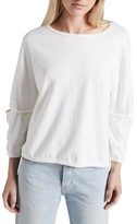 Current/Elliott Women's The Easy Cutout Pullover