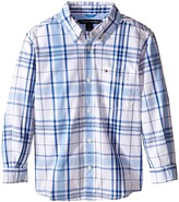 Tommy Hilfiger Long Sleeve Ethan Shirt Boy's Clothing