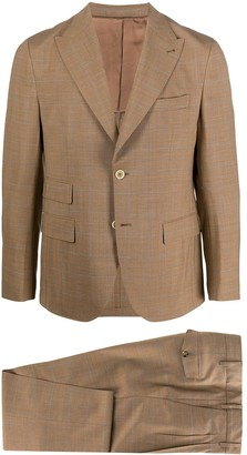 Eleventy Fitted Two-Piece Suit