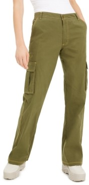 Artistix Juniors' Twill Cargo Pants