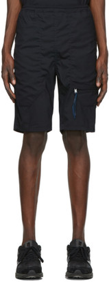 Nonnative Navy Ripstop Educator Shorts