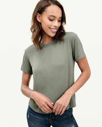Splendid Lily Scoop Tee