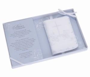 Lillian Rose English Wedding Bible Keepsake
