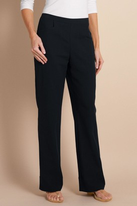 Talls Straight Leg Gauze Pants