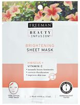 Freeman Brightening Hibiscus & Vitamin C Sheet Mask