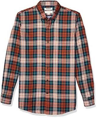 Goodthreads Slim-fit Long-sleeve Doubleface Shirt Button,(EU S)