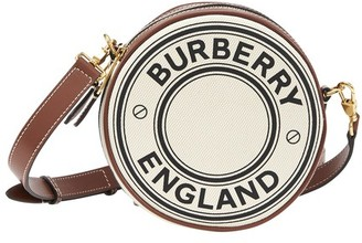 Burberry Roseberry round crossbody bag