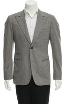 Hermes Two-Button Wool Blazer