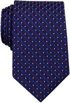 Perry Ellis Men's Cardelle Lattice-Pattern Classic Tie