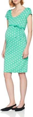 Mama Licious Mamalicious Women's Mlblackie Cap Sleeve Jersey Dress