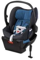 Cybex Cloud Q Plus Infant Car Seat with Load Leg Base in True Blue Denim
