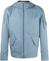 Paul Smith flap pocket hooded jacket - men - Polyamide/Polyester - S