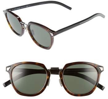 Christian Dior Tailoring 51mm Sunglasses