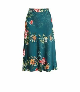BCBGeneration Women's Pull ON MIDI Slip Skirt
