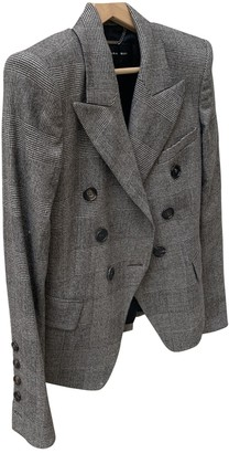 Barbara Bui Brown Wool Jacket for Women