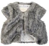 Kate Spade faux fur vest (Baby Girls)