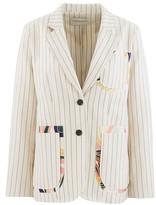 La Prestic Ouiston Striped jacket