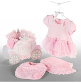 Baby Aspen Infant Girl's Little Princess 3-Piece Gift Set