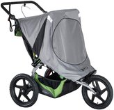 BOB Strollers Sun Shield for Fixed Wheel Strollers - Gray - One size - 2016