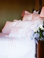 Peter Reed Roman Leaf Embroidered Duvet Cover