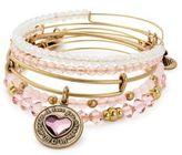 Alex and Ani Swarovski Crystal Charm Bracelet