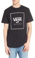 Vans Men's Box Graphic T-Shirt