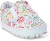 Ralph Lauren Girl Bal Harbour Floral Sneaker