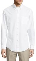 Brooks Brothers Seersucker Button-Down Sportshirt