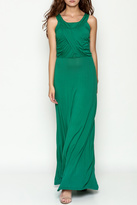 Gilli Emerald Maxi Dress
