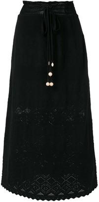 Nk Knitted Midi Skirt