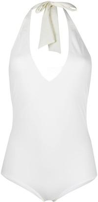 ENVELOPE1976 V-neck swimsuit