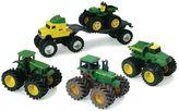 John Deere Monster Treads Vehicle Set