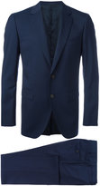 Lanvin Attitude two-piece suit - men - Viscose/Wool - 46