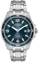 Citizen Men's Eco-Drive Titanium Bracelet Watch 42mm BM6929-56L