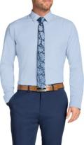 TAROCASH Cruz Textured Slim Shirt