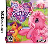 Nintendo DSTM My Little PonyTM: Pinkie Pie's PartyTM