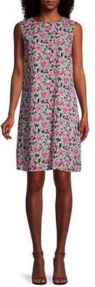 M Missoni Floral Sleeveless Dress