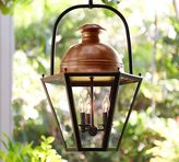 Pottery Barn Case Indoor/Outdoor Pendant