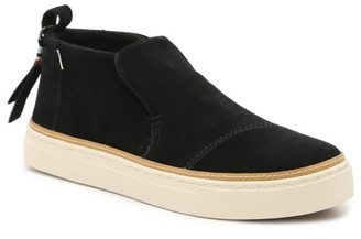 Toms Paxton Mid-Top Slip-On Sneaker