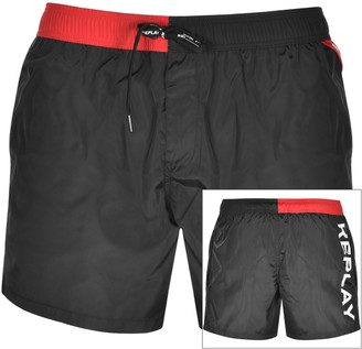 Replay Swim Shorts Black