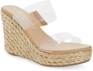 Coconuts by Matisse Bungalow Wedge Slide Sandal