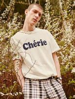 [Unisex] CHERIE TEE (WHITE)